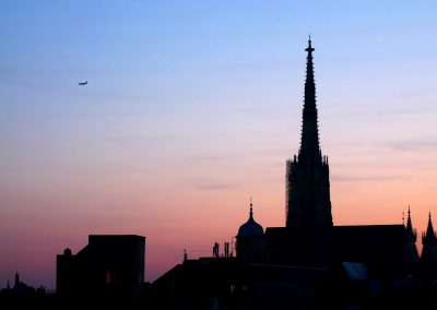 City Silhouettes by Jonny Jelinek (Vienna - 2008)